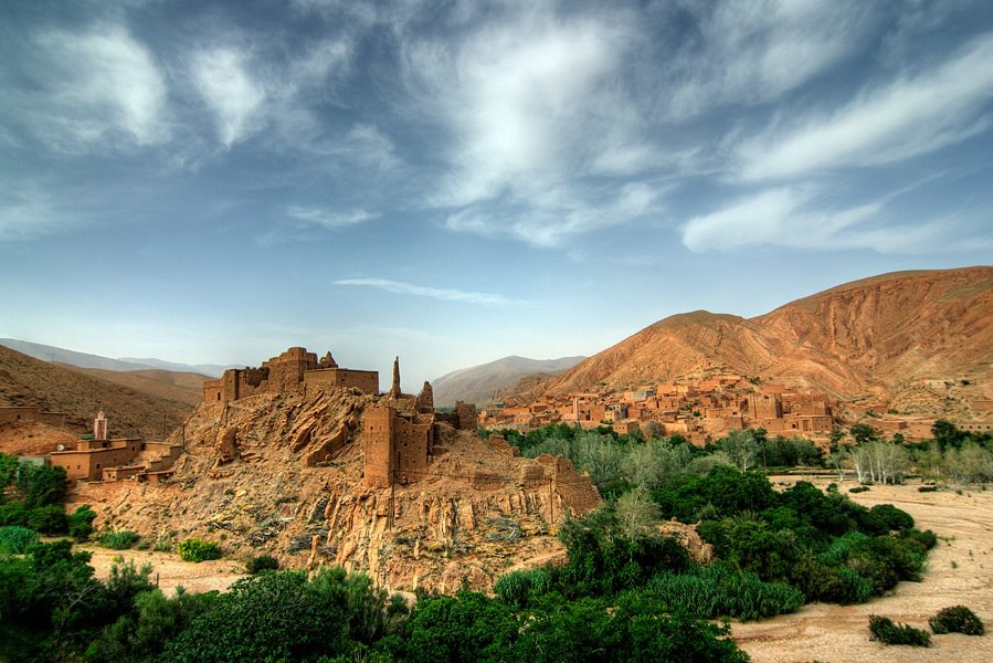 Maroko - historické kasby