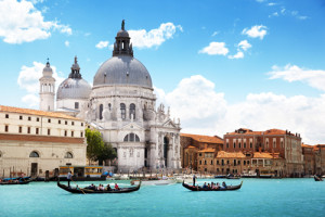 Taliansko - Benátky, mesto na vode