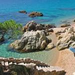 Španielsko - Costa Brava, piesok, pláž
