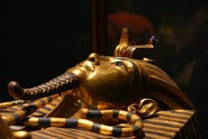 Egyptské múzeum - Tutanchamon