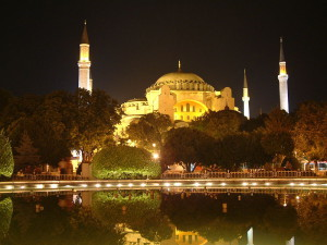 Turecko - Istanbul, múzeum