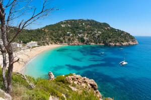 Španielsko - Ibiza, pláž