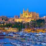 Španielsko - Mallorca, podvečer