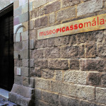 Španielsko - Magala, Picassovo múzeum