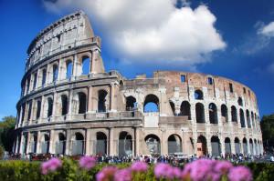 Taliansko - Koloseum v Ríme