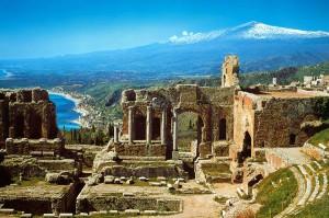 Taliansko - ostrov Sicília