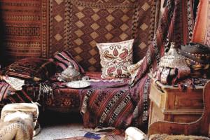 Turecko - tradičné koberce