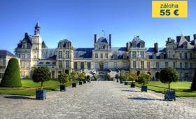 To Nejlepší Z Paříže + Zámek Fontainebleau (Letecky Z Prahy)