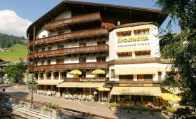 Berger´s Sporthotel S Bazénem – Saalbach