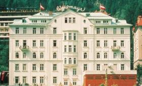 Hotel Weismayr S Bazénem – Bad Gastein Léto