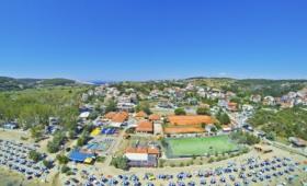 Pavilóny San Marino – Veli Mel, Lopar
