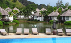 Peace Laguna Resort & Spa, Krabi, Bangkok Palace Hotel, Bangkok