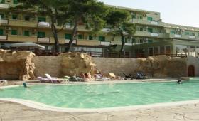 Park Hotel Paglianza Paradiso S Bazénem – Peschici
