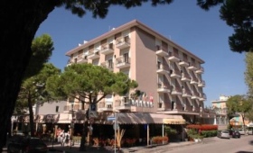 Hotel Oceanic*** – Hotely Itálie
