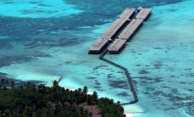 Adaaran Ocean Villas Hudhuran Fushi – Vodní Bungalovy