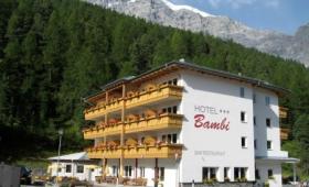 Hotel Bambi Am Park – Sulden
