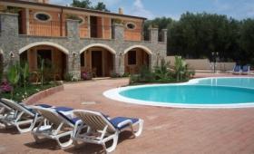 Rezidence Baia Infreschi S Bazénem – Marina Di Camerota