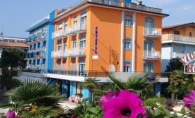 Hotel Crystal*** – Hotely Itálie
