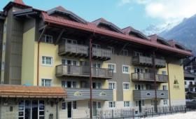 Adler Club Rezidence S Bazénem – Moena