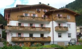 Hotel Serena Garni – Canazei