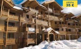 Residence Balcon Des Airelles