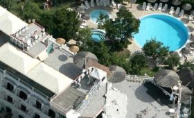 Park Hotel Valle Clavia S Bazénem – Peschici