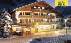 Kaprun-Hotel Kaprun (Bývalý Hotel Hubertushof)
