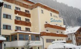 Hotel Silvretta V Kapplu