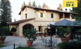 Hotel Fattoria Vecchio Borgo Di Inalbi S Bazénem– Impruneta / Florencie
