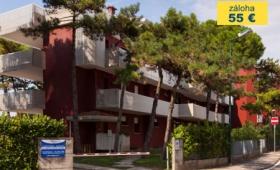 Residence Antares Rosso/verde