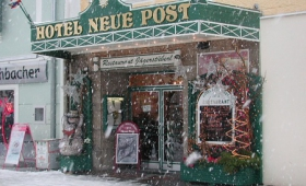 Hotel Neue Post – Schladming