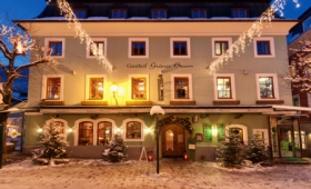 Zell Am See, Hotel Grüner Baum