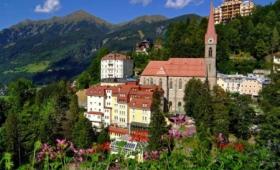 Bad Gastein, Hotel Sanotel **** – Léto