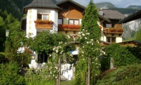 Hallstatt, Hotel Hirlatz *** – Léto