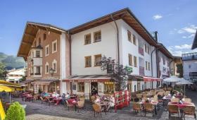 Zell Am See, Hotel Feinschmeck**** – Léto