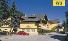 Rakousko, Léto, Flattach, Hotel Fraganter Wirt *** Včetně Korutanské Karty