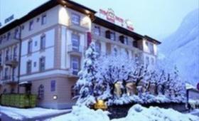 Hotel Euro Youth Krone V Bad Gastein – U Sjezdovky