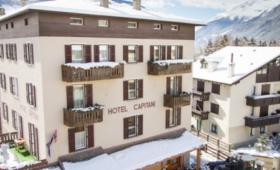 Hotel Capitani Tbo- Bormio