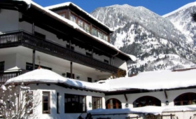 Johannesbad Hotel St .georg