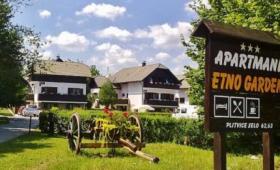 Etno Garden Sobe – Plitvička Jezera