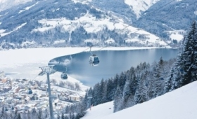 Zell Am See, Hotel Traube*** – Zima