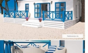 Korčula-Marco Polo Village- Port 9 Camping 3*-Mobilní Domky