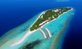 Dhigali Maldives Island Resort