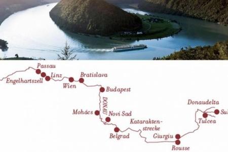 Silvestrovská Plavba Po Dunaji