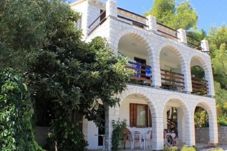 Ubytování Lumbarda (Korčula) – 4375