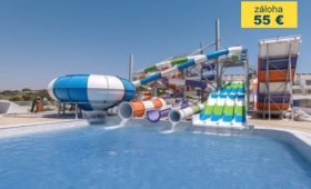 Splashworld Tofinis Apartments