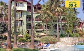 Hotel Green Paradise Beach