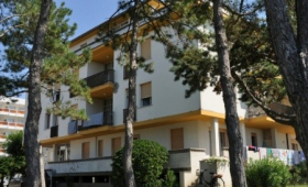 Apartmány Villa Mecchia