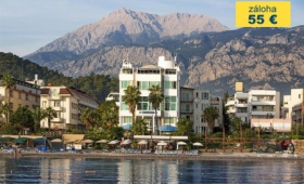River Rock Hotels And Resorts (Bonn Beach And Olimpos Beach)