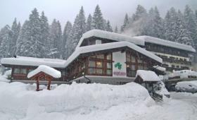 Hotel Selva S Bazénem Pig- Folgarida Di Dimaro